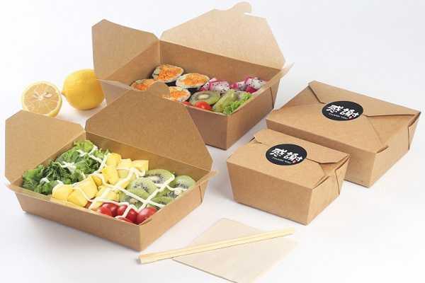 in hộp giấy đựng đồ ăn nhanh tiện lợi
