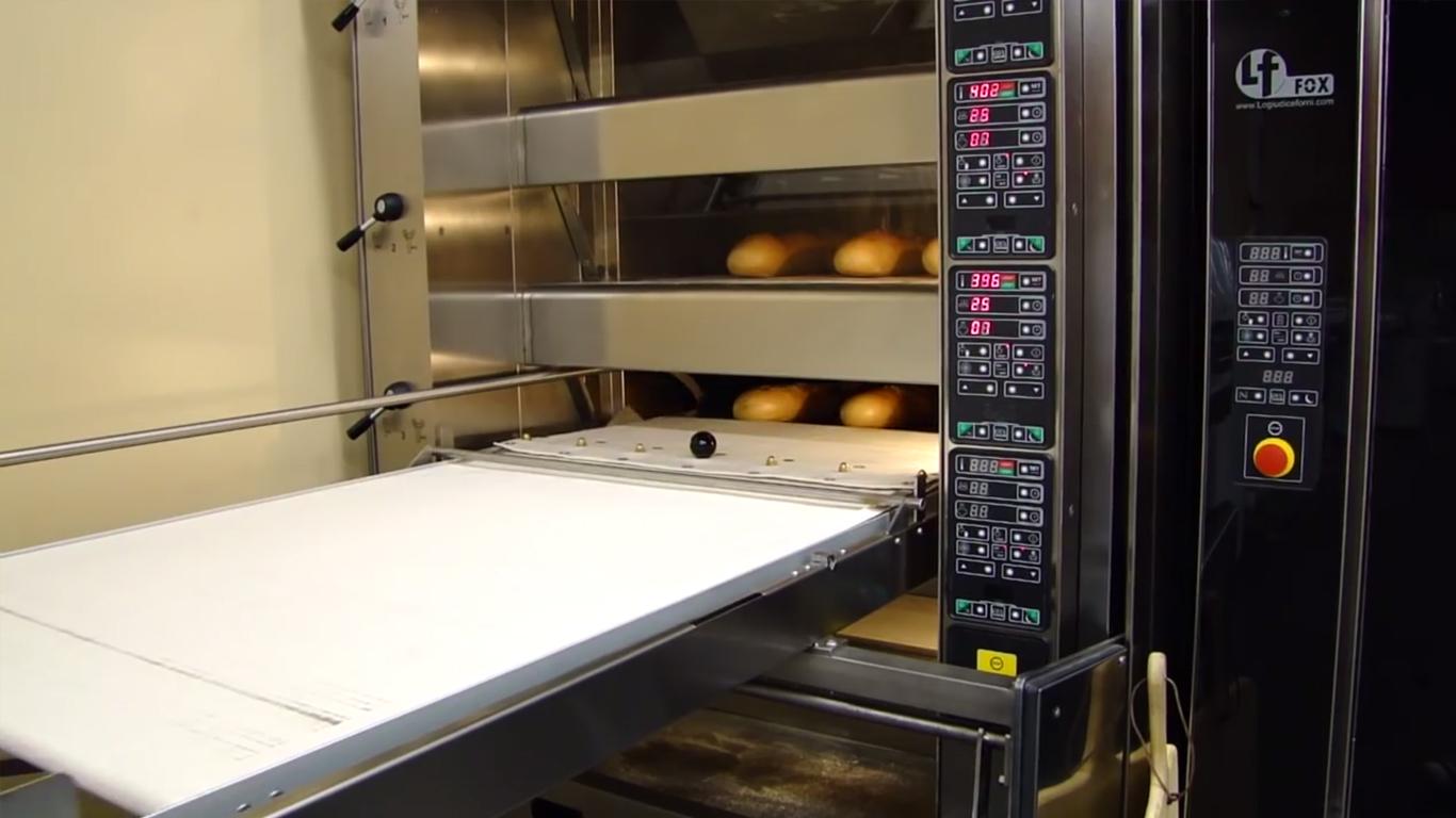 Hướng dẫn cách sử dụng lò nướng bánh mì công nghiệp đạt nhiệt độ chính xác