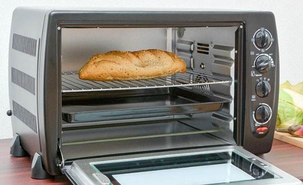 Lưu ý khi sử dụng chế độ nướng bánh mì của lò nướng