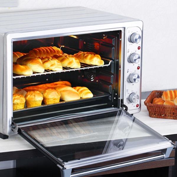 chế độ nướng bánh của lò nướng