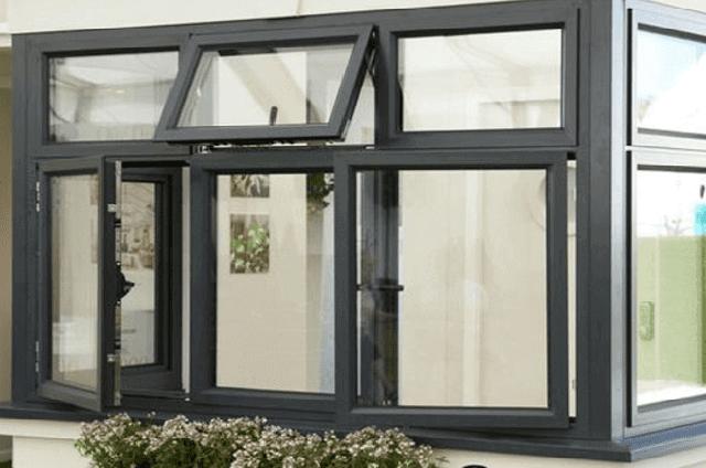 ưu điểm hàng đầu của cửa sổ nhôm kính