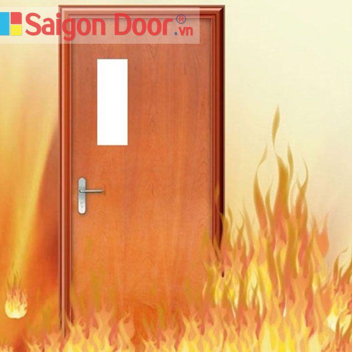 Hướng cửa sai, thời gian thoát thân chậm trễ làm bạn nguy hiểm