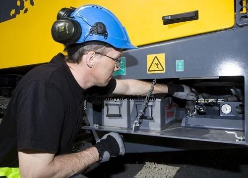 Lỗi máy nén khí chạy công suất thấp phải làm sao?