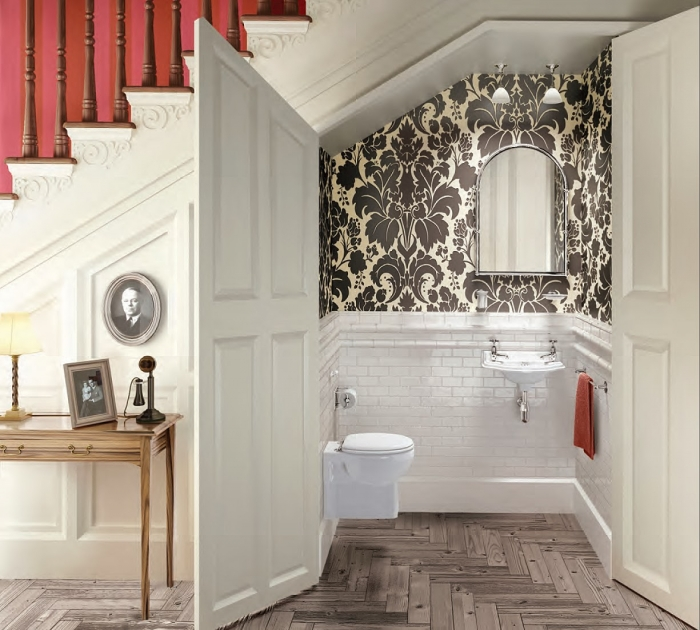 Đồ nội thất – tường – nền nên theo một tone màu chủ đạo, kết nối chặt chẽ