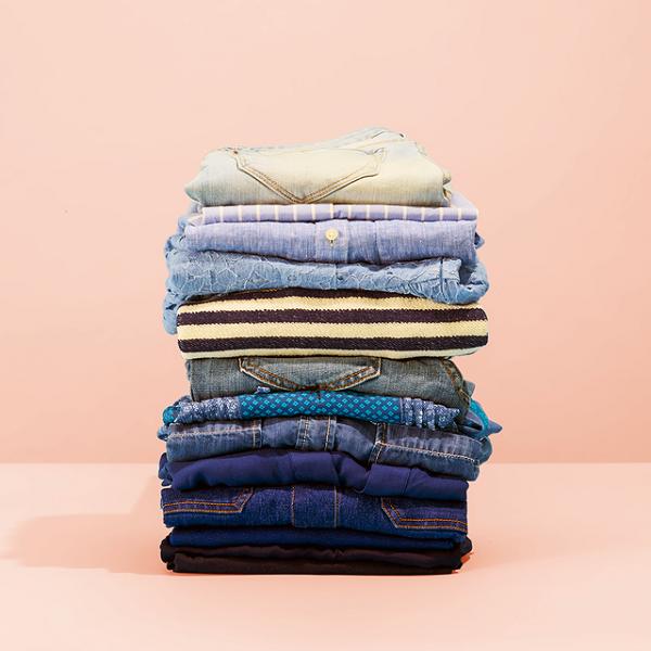 Phân loại quần áo là cách cách giặt quần áo không bị nhăn hiệu quả