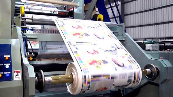 Phương pháp in túi giấy offset