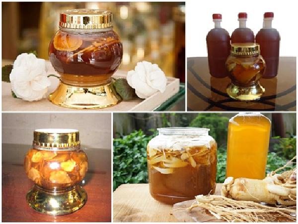 Sâm Ngọc Linh ngâm mật ong là một món quà tặng quà sinh nhật cho người lớn tuổi rất tốt cho sức khỏe