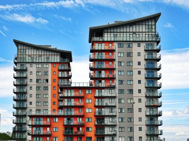 Thiết kế căn hộ khung thép tiền chế