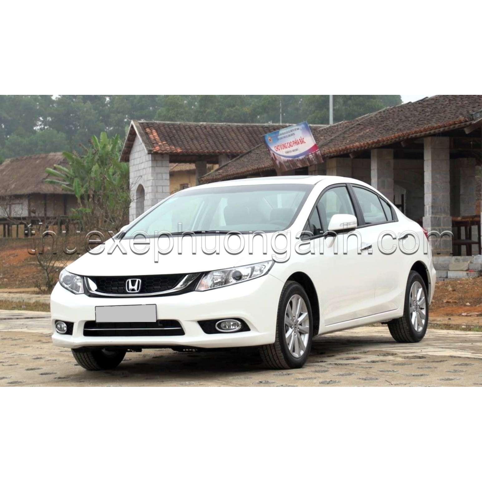 Tịch vụ cho thuê xe ô tô có lái tại Hà Nội vào dịp Tết