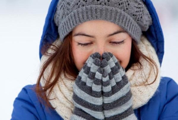Chăm sóc sức khỏe mùa đông tránh cảm lạnh và bệnh vặt