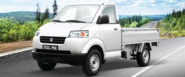 Suzuki Carry Pro được nhiều người ưa chuộng