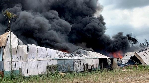 Nguyên nhân cháy nổ phổ biến