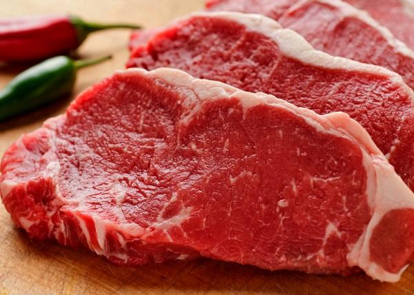Ăn thịt bò nạc giúp da chống lão hóa