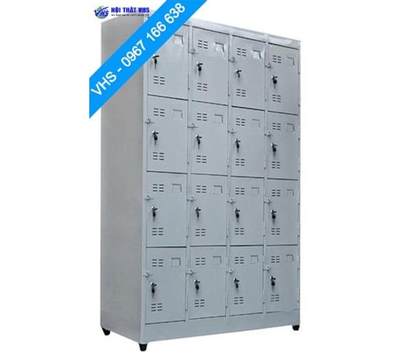 Tủ locker 18 ngăn giá rẻ chất lượng