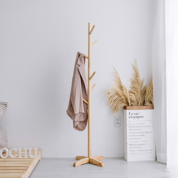 tự lắp ráp nội thất Cây treo quần áo cao cấp