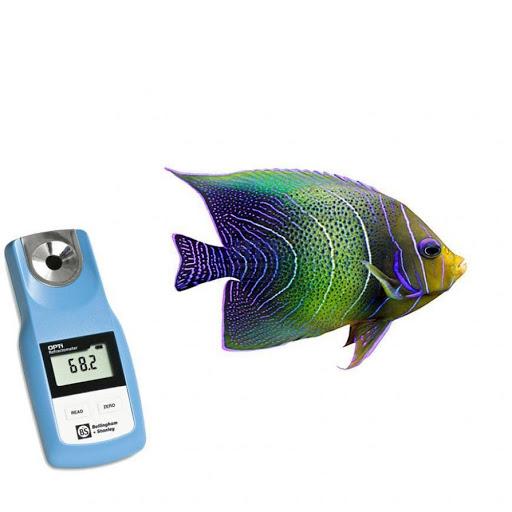 Ứng dụng máy đo độ mặn