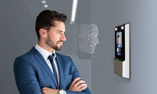 máy chấm công nhận diện khuôn mặt