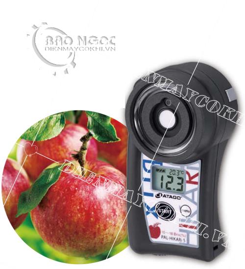Máy đo độ ngọt trái cây
