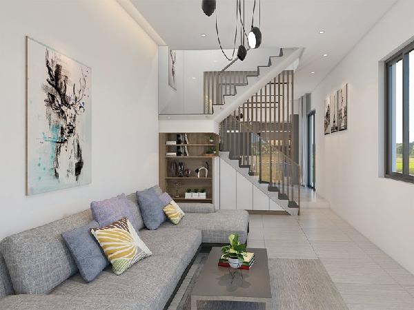 5 Xu hướng thiết kế nội thất nhà ống 3 tầng được yêu thích nhất