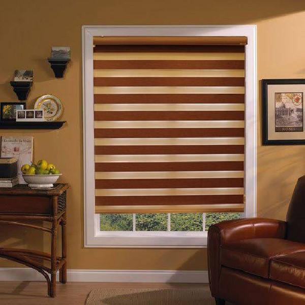 Rèm cửa chống nắng cầu vồng sử dụng chất liệu cao cấp